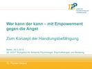 DGVT-Kongress März 2014 Vortrag Florian Straus