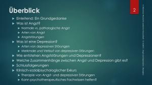 Maragkos ANGST und DEPRESSION